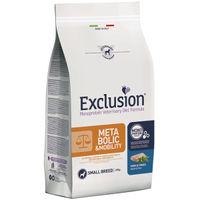 Exclusion Diet Formula Metabolic & Mobility Small Breed (Maiale Fibre) - secco 2kg