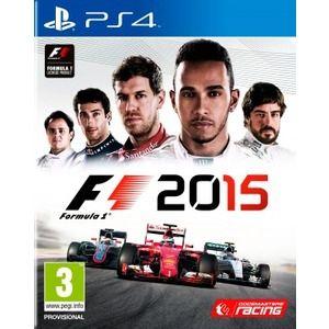 Codemasters F1 2015