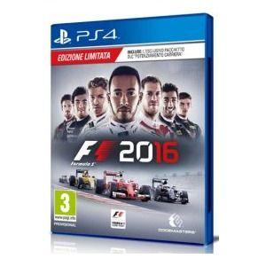 Codemasters F1 2016
