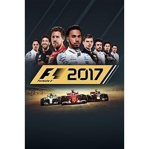 Codemasters F1 2017 Special Edition