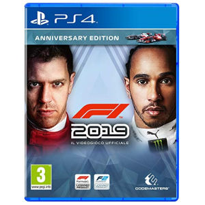 Codemasters F1 2019 Anniversary Edition