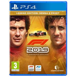 Codemasters F1 2019 Legends Edition