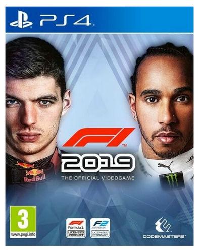 Codemasters F1 2019