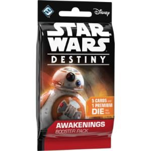 Fantasy Flight Games Star Wars Destiny Booster Pack