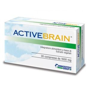 Farmaceutical Group Activebrain 30compresse