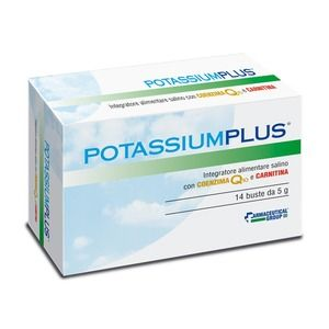 Farmaceutical Group Potassiumplus 14buste
