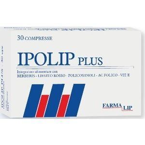Farmalip Ipolip Plus 30compresse