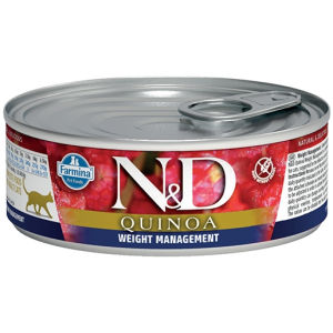 Farmina N&D Gatto Quinoa Weight Management