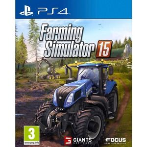 Focus Home Farming Simulator 15