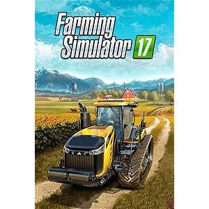 Focus Home Farming Simulator 17