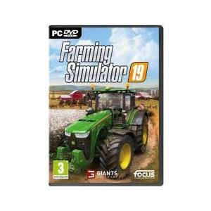 Focus Home Farming Simulator 19