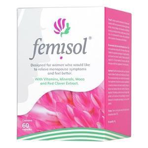 Femisol 60 Capsule