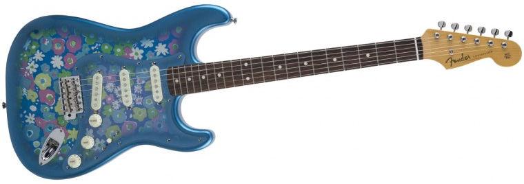 Fender Chitarra Elettrica Jazzmaster Made in Japan Traditional 60s