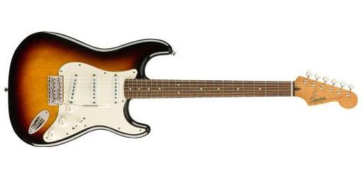 Fender Chitarra Elettrica Stratocaster Classic Vibe 60s Lrl 3Ts