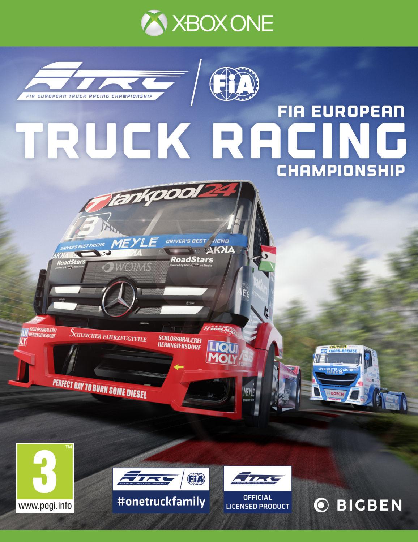 Bigben FIA European Truck Racing Championship