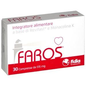 Fidia Faros 30 compresse