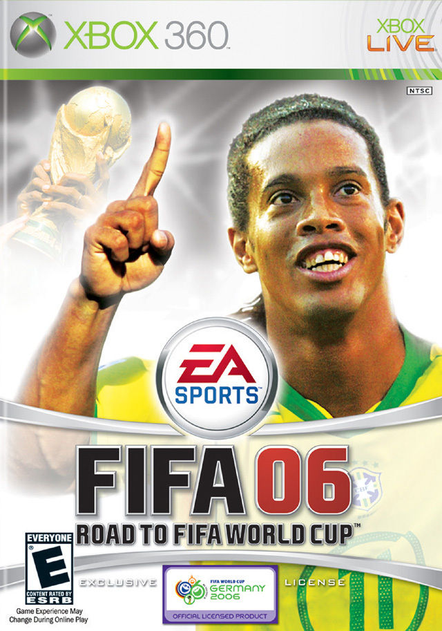 Electronic Arts FIFA 06: Road to FIFA World Cup