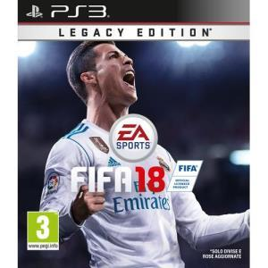 Electronic Arts FIFA 18 Legacy Edition