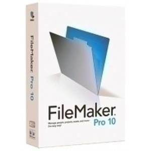 Filemaker Pro 10 (Upgrade)