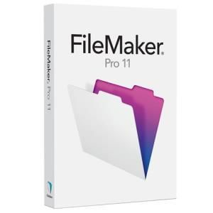 Filemaker Pro 11 EDU