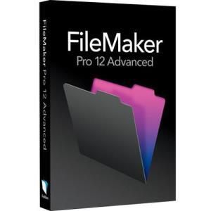 Filemaker Pro 12 Advanced (Upgrade)