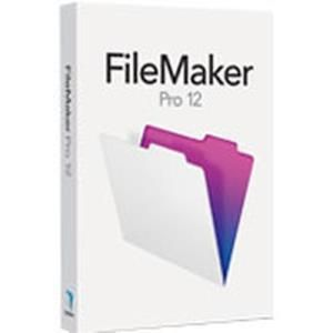 Filemaker Pro 12 (EDU)