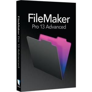Filemaker Pro 13 Advanced (Upgrade)
