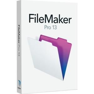 Filemaker Pro 13 (Upgrade)