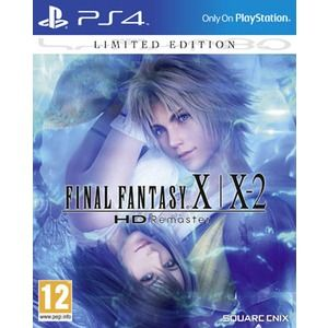 Square Enix Final Fantasy X / X-2 HD Remaster