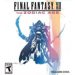 Square Enix Final Fantasy XII: The Zodiac Age