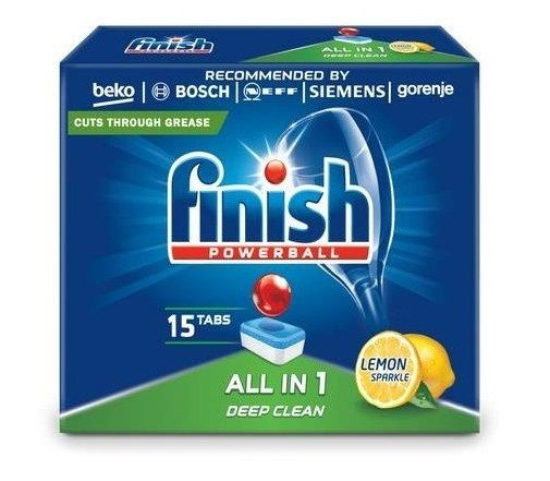Finish All-in-1