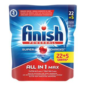 Finish All-in-1 Max