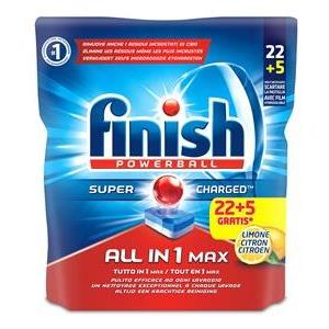 Finish All-in-1 Max Limone
