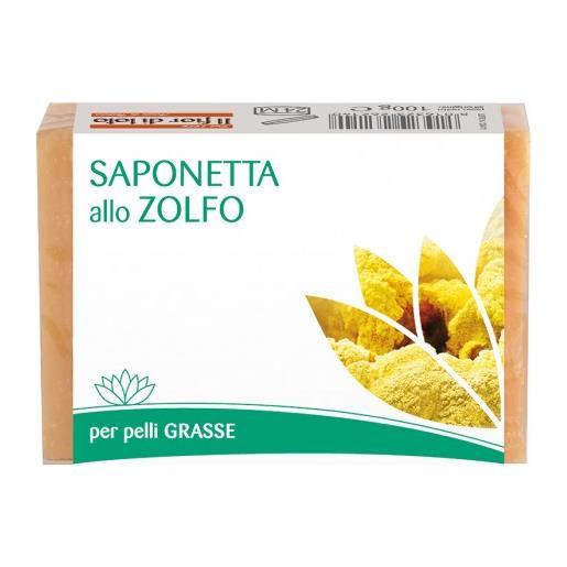 Fior di Loto Saponetta Allo Zolfo 100g