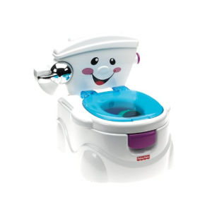 Fisher-Price La Mia Prima Toilette