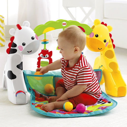 Fisher-Price Palestrina Cresci con Me 3 in 1
