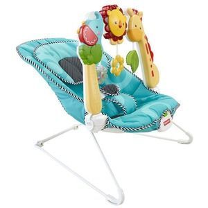 Fisher-Price Sdraietta Cresci con Me 2 in 1