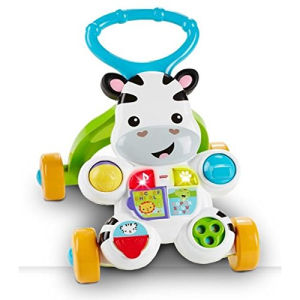 Fisher-Price Zebra Primi Passi