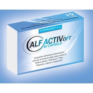 Fitoproject Alfactiv OFT 40capsule