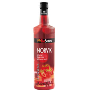 FiveSenses Norvik Vodka e Fragola