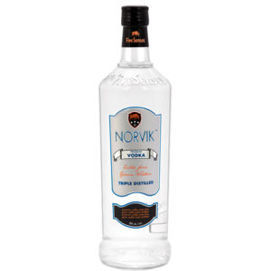 FiveSenses Norvik Vodka Extra Fine Grain Triple Distilled