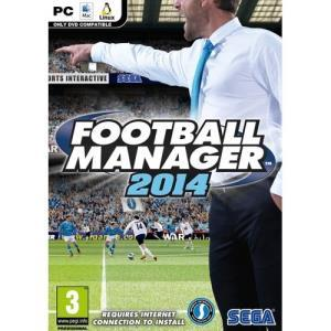 Sega Football Manager 2014