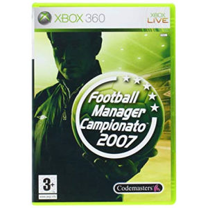 Codemasters Football Manager Campionato 2007
