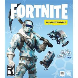 Epic Fortnite: Pacchetto Zero Assoluto