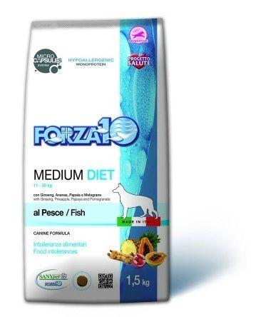 Forza10 Medium Diet (Pesce)