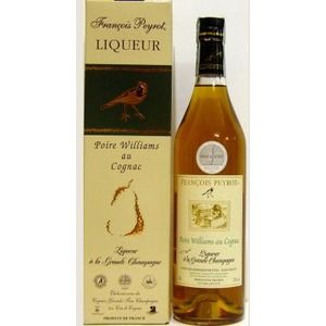 Francois Peyrot Poire Williams au Cognac