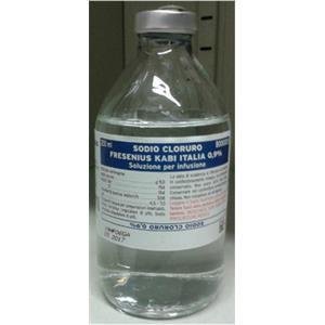 Fresenius Kabi SSodio Cloruro soluzione infusione FKI 0.9% 250ml
