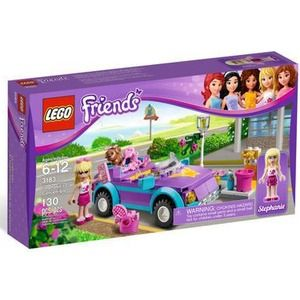 Lego Friends 3183 La decappottabile di Stephanie