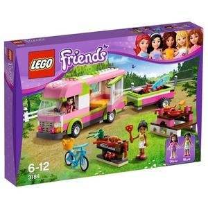 Lego Friends 3184 Gita in camper