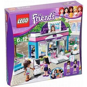 Lego Friends 3187 Il Salone di Bellezza